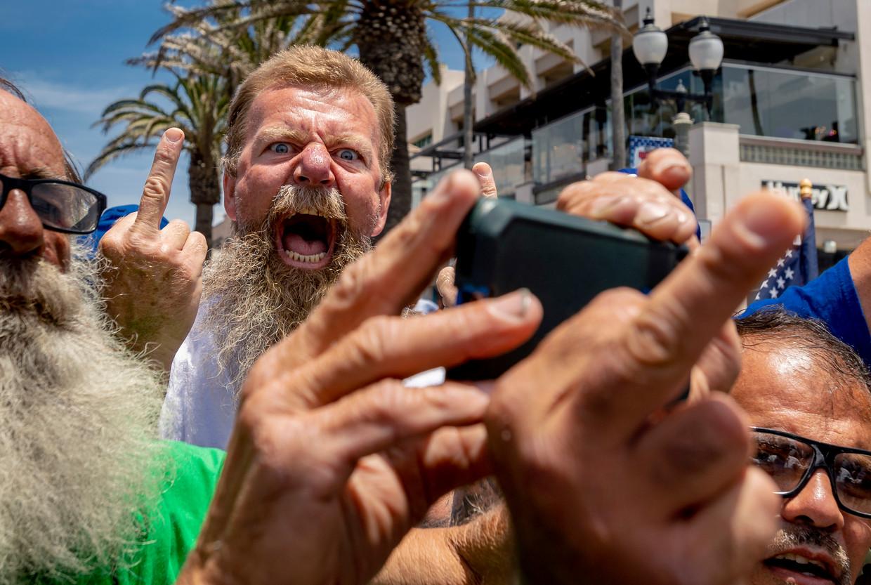 'Ik denk dat je gerust kunt zeggen dat Jezus de kiem heeft gelegd voor emancipatiebewegingen van bijvoorbeeld feministes, homo's en #MeTo' Beeld MediaNews Group via Getty Images