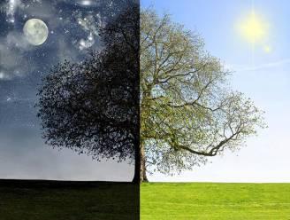 Dag en nacht duren vandaag precies even lang
