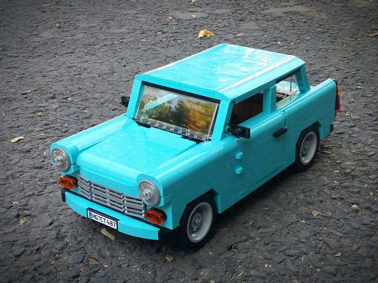 Trabant van LEGO Beeld LEGO ideas