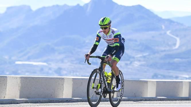 """Quinten Hermans begint aan wegseizoen in Ronde van het Baskenland: """"Pieken in de heuvelklassiekers"""""""