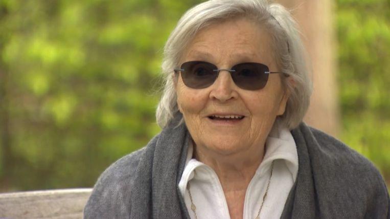 Moeder Maya (88).