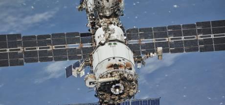 Rusland stuurt filmploeg naar ISS om eerste 'ruimtefilm' te maken
