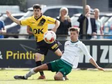 Jonge verdediger Vanacker bezorgt NAC-reserves zege op Roda JC