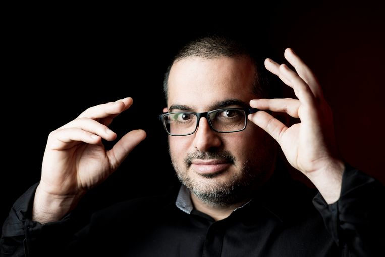 Yonathan Avishai  Beeld Eric Garault / Pascoandco