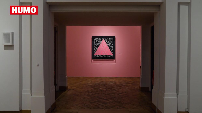 Keith Haring in 'Virale Kunst'