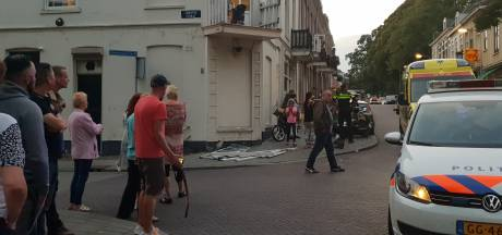 'Vrouw valt van balkon in Arnhem na onenigheid in appartement'