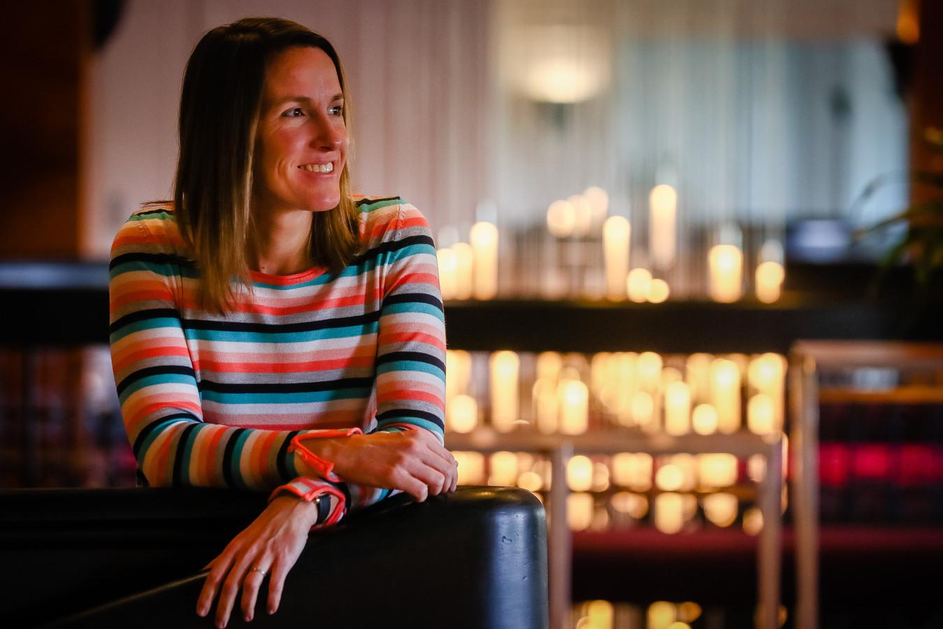 Justine Henin is nieuwe tennisanalyticus voor Eurosport.