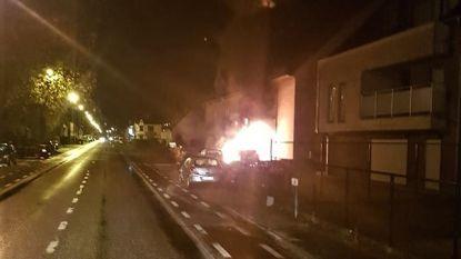 Appartementsgebouw aan Halveweg even geëvacueerd voor brand