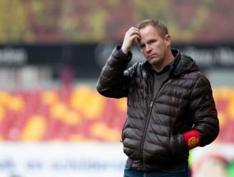 """Alarmbellen gaan stilaan af bij KV Mechelen, maar: """"Positie van Vrancken staat niet ter discussie"""""""