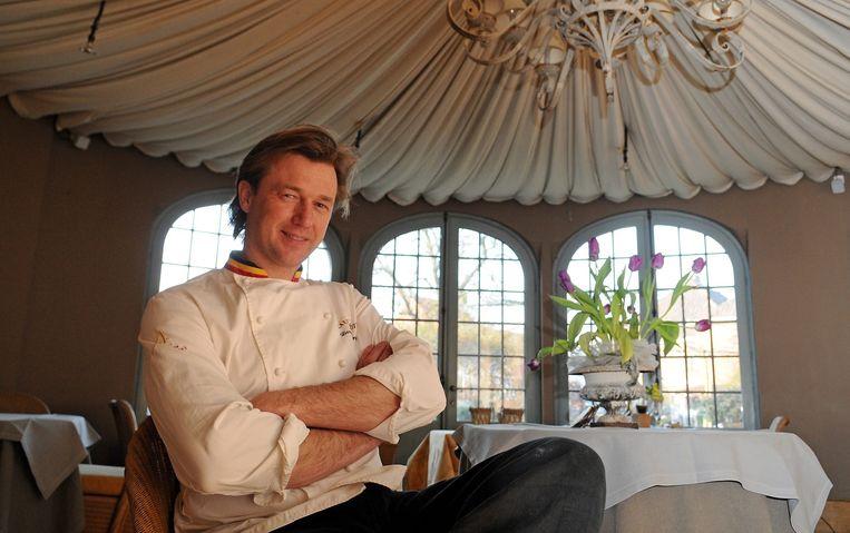 Chef Lieven Lootens van 't Aards Paradijs en Shangri-ila.