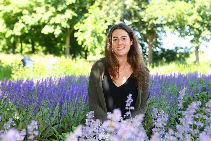 Leonie Verspui uit Gorinchem.