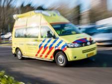 Auto schept voetganger in Gieten: vrouw raakt gewond