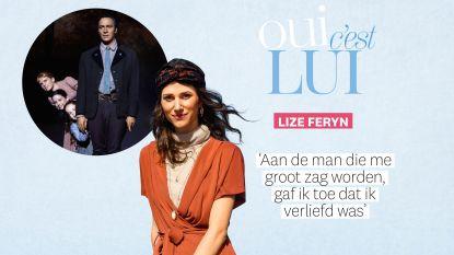 """Lize Feryn: """"Aan de man die me groot zag worden, gaf ik toe dat ik verliefd was"""""""
