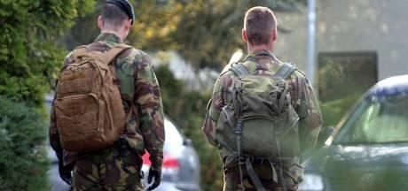 Tientallen meldingen van bedreiging en lastigvallen van militairen