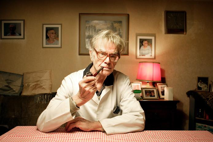 Striptekenaar Pom, geestelijke vader van Piet Pienter en Bert Bibber.