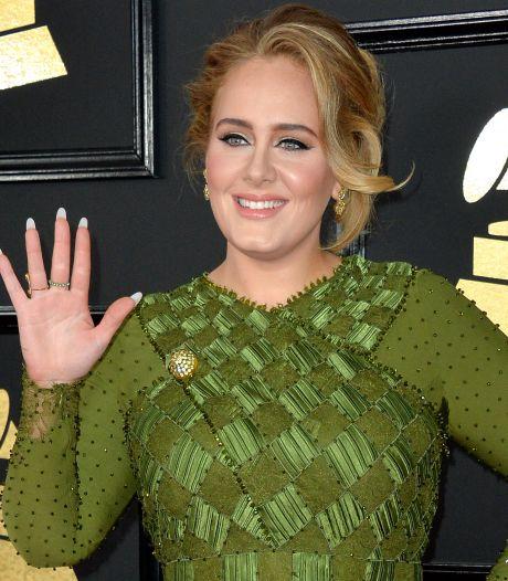 Adele knalt de Top 40 binnen met hit Easy On Me