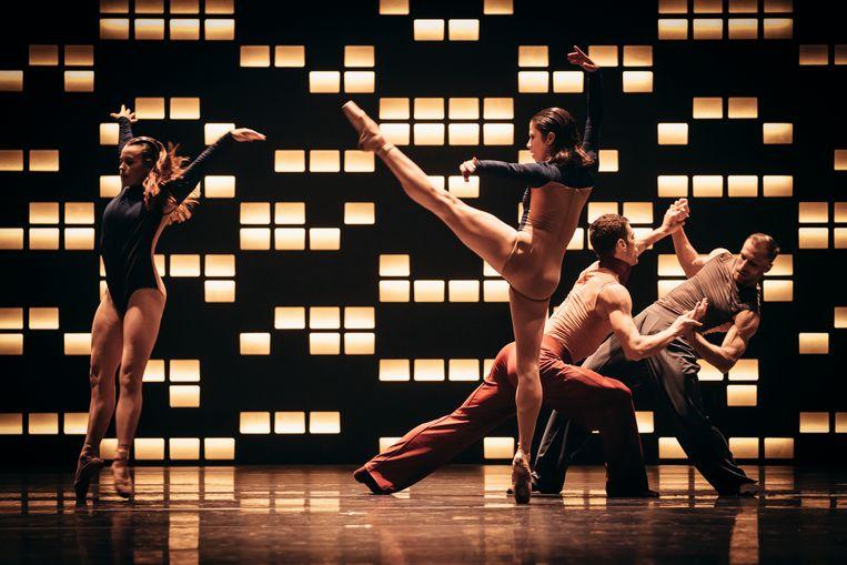 'Palmos' van Opera Ballet Vlaanderen zal aankomend seizoen hernomen worden.  Beeld Filip Van Roe