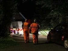 Drugslab in Noordijk, twee verdachten opgepakt