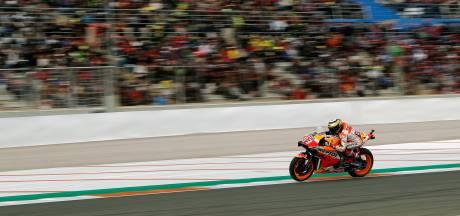 Márquez wint bij afscheid Lorenzo