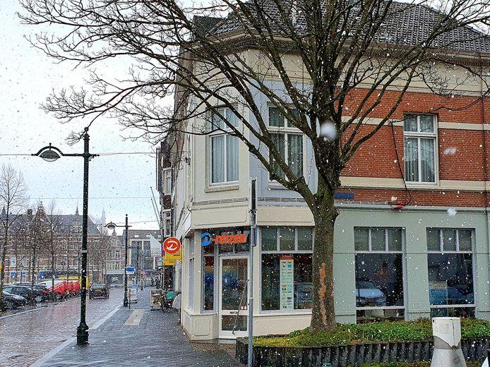 D-Reizen aan de Nieuwe Ginnekenstraat in Breda