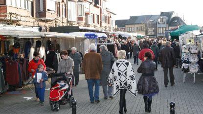 Opening zaterdagmarkt en kraampjes rond basiliek nog niet voor dit weekend