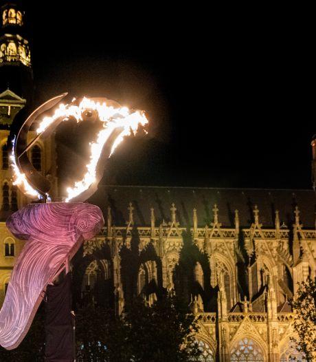 Nationale 5 mei-viering in Brabant: startschot klinkt in Oss, Den Bosch ontsteekt Bevrijdingsvuur