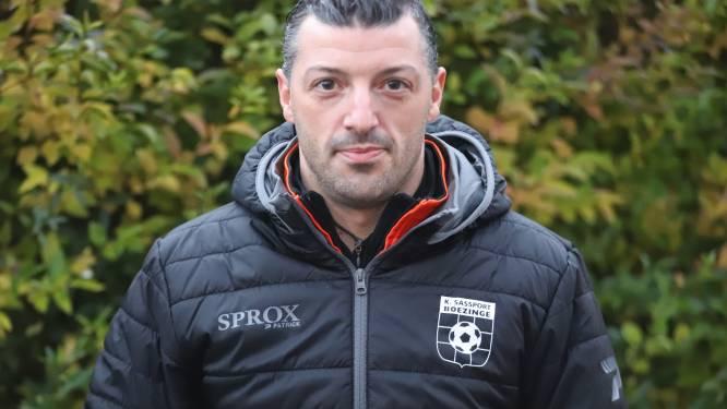 Angelo Paravizinni en Sassport Boezinge vinden de beslissing van Voetbal Vlaanderen om de competitie defintief stop te zetten logisch