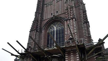 Restauratie toren Sint-Katharina van start