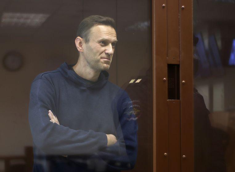 Aleksej Navalny. Beeld via REUTERS