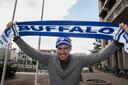 Buffalo-burgemeester Mathias De Clercq (Open Vld) met de 'juiste' kleur.