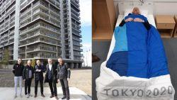 """BOIC terug van werkbezoek Spelen Tokio 2020: """"Je ziet overal een groter accent op de hygiëne"""""""