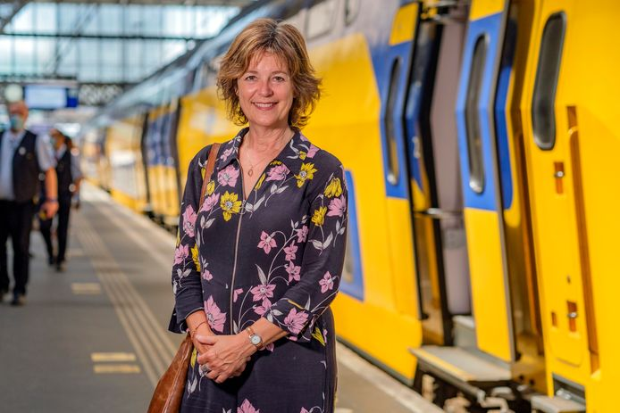 Karin van As.
