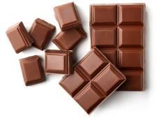 Grootste chocoladeopslag van de wereld komt net over de grens