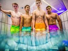Verkleurende zwembroek van Apeldoornse student komt er