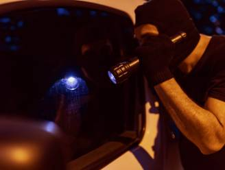 Inbrekers slaan toe in geparkeerde mobilhome