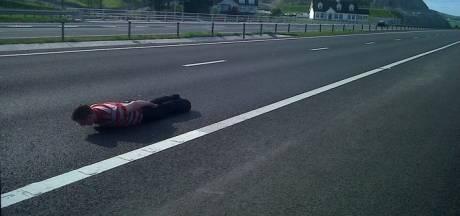 'Planking' nu ook rage in Nederland
