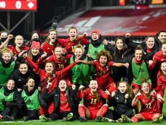 Sterke Red Flames plaatsen zich voor EK 2022 na topprestatie tegen Zwitserland
