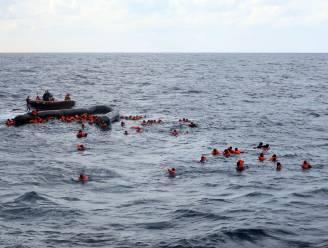 130 bootvluchtelingen verdronken voor Libische kust