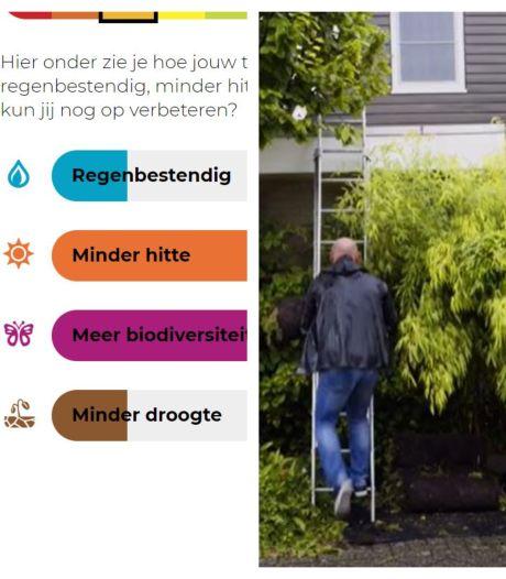 Hoe groen is jouw tuin? Check het met je adres