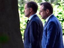 """Le duo Magnette-De Wever au rapport, le tout dans une ambiance """"constructive"""""""