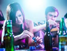 Zorgen over groep studenten die meer drank en drugs gebruikt