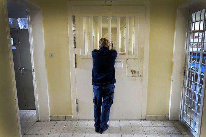Illustratiebeeld gevangenis Dendermonde.
