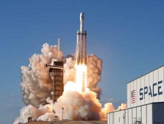 Nasa kiest voor raket van SpaceX voor missie naar Jupiter-maan 'Europa'