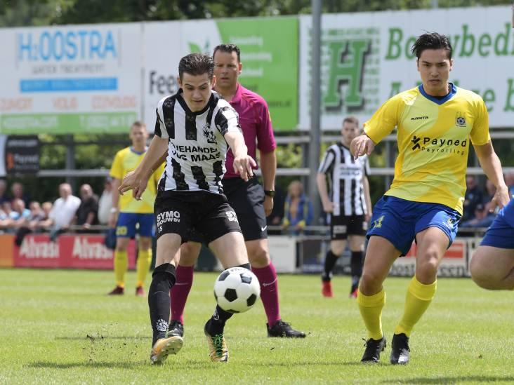 Sander Vereijken zit in de zesde versnelling: van derde klasse naar betaald voetbal in 365 dagen