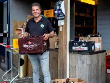 Bier en benzine stromen weer in Poppel: 'Tsunami van gele nummerplaten'