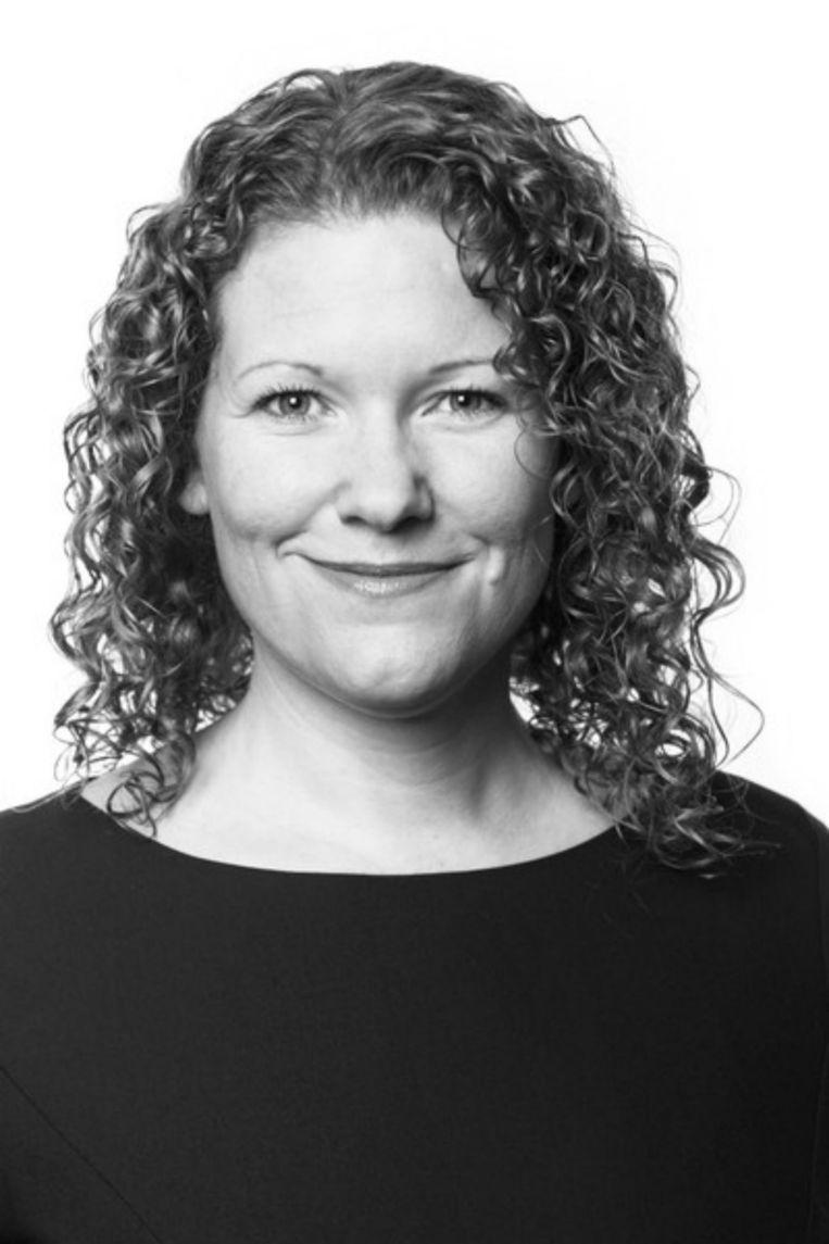 Anne-Marijke Podt, gemeenteraadslid voor D66 in Utrecht Beeld Igor Corbeau