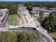 Nog even doorbijten tussen Heerde en Epe: na bijna vier jaar herinrichten is provinciale weg bijna klaar