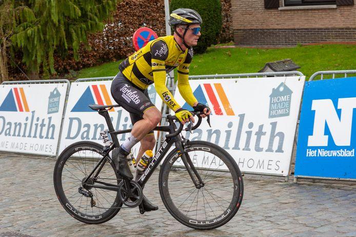 Brent Van de Kerkhove kwam sinds Nokere Koerse niet meer in competitie uit.