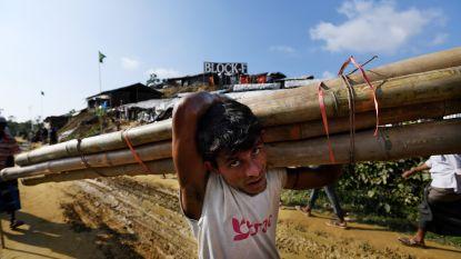 Minstens 6.700 Rohingya gedood bij geweld in Myanmar