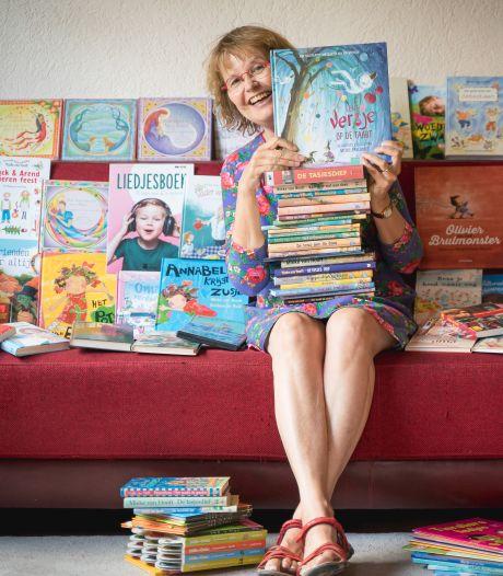 80ste boek van Wageningse schrijfster Mieke van Hooft: 'Zolang het kind in mij aanwezig blijft ga ik door met schrijven'